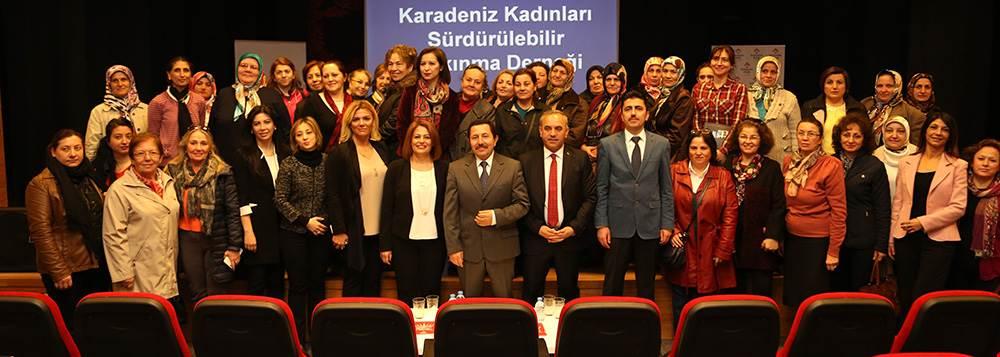 Türkiye'nin İlk Kırsal Kalkınma Eğitim Merkezi ve Organik Gıda İşleme Tesisi Ordu'da Kuruluyor