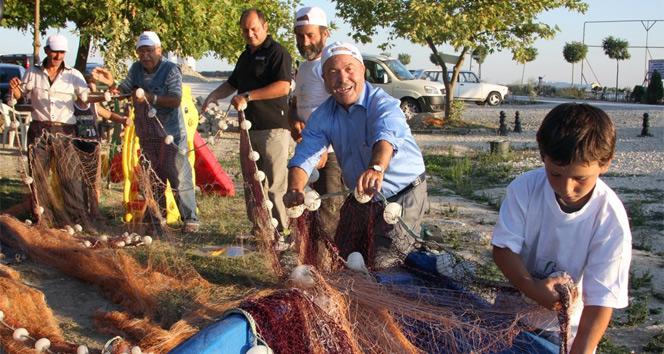 Balıkçılara 1 Eylül'de Çifte Bayram