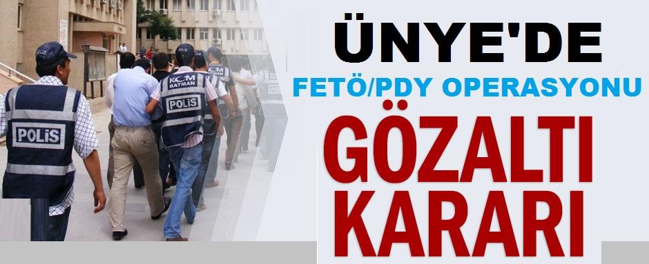 FETÖ/PDY OPERASYONLARI DEVAM EDİYOR