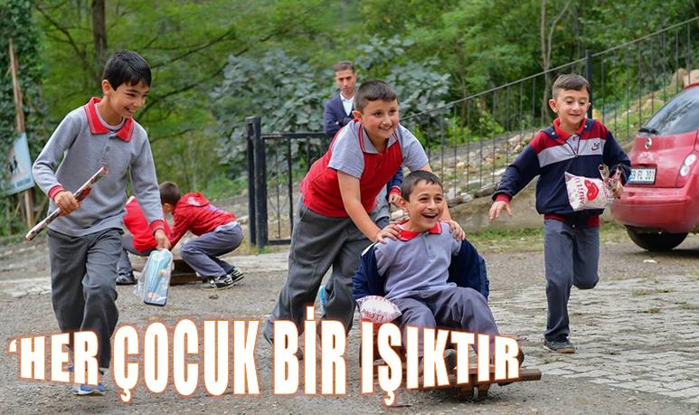 Erenyurt İlkokulu Öğrencileri Doyasıya Eğlendi
