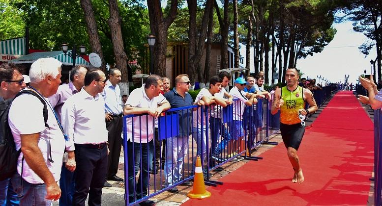 TÜRKİYE'DEKİ 2 RESMİ OLİMPİK YARIŞTAN BİRİ ÜNYE'DE YAPILACAK
