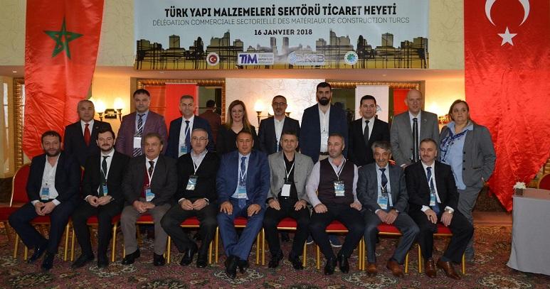 FAS'A TRABZONLU SANAYİCİ ÇIKARMASI..