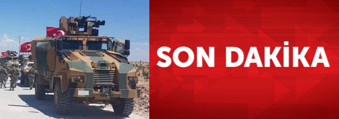 Türk Askeri Oraya Da Girdi