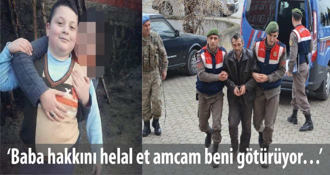 CANİ AMCA 'Piyango size çıktı'