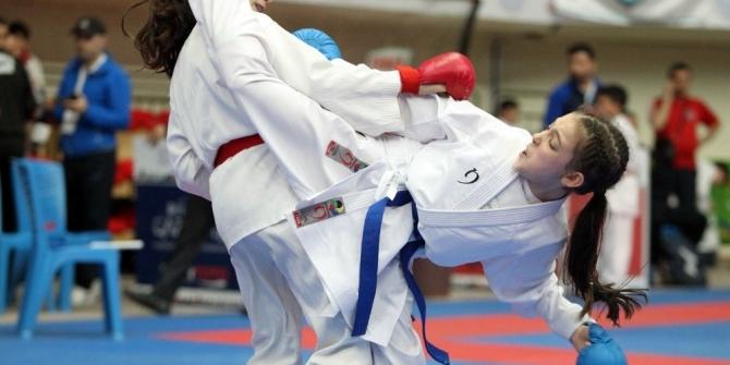 Karadeniz ve Hazar Ülkeleri Karate Şampiyonası Ordu'da