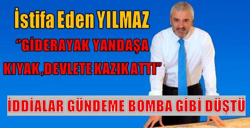 YILMAZ'DAN DEVLETE SON DAKİKA GOLÜ