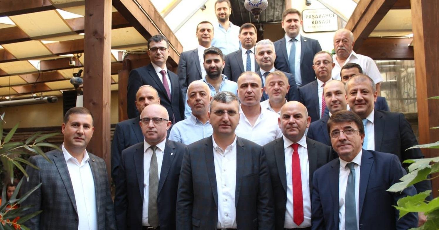 ÜTSO'nun Meslek Grubu Toplantıları Finans Sektörüyle Başladı