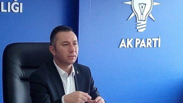 AK Parti Ordu İl Başkanı Uğur ÇELENK İstifa Etti