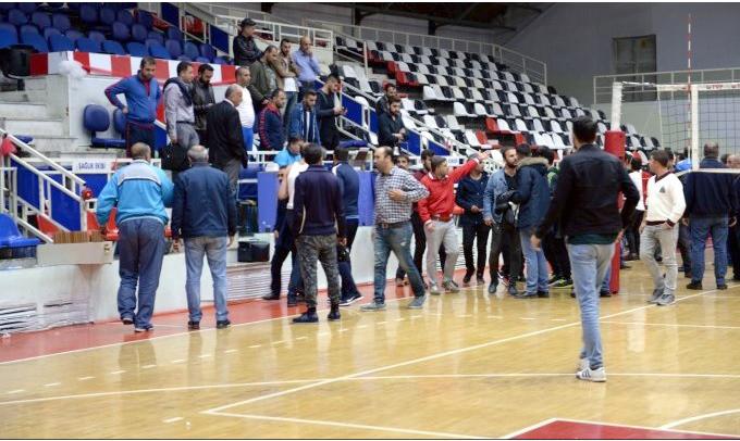 Sporun Çirkin Yüzü Malatya'da Ortaya Çıktı