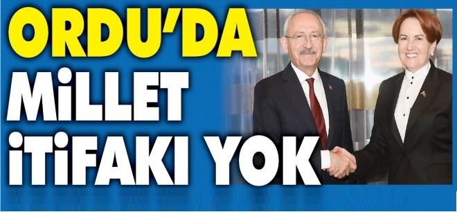 """Mustafa Adıgüzel""""ORDU'YU İYİ PARTİ'YE BIRAKMADIK"""""""