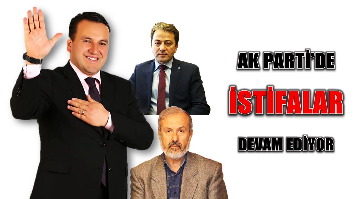 Şaibeli İlçe Belediye Başkanı, Ak Partiye Baş Kaldırdı