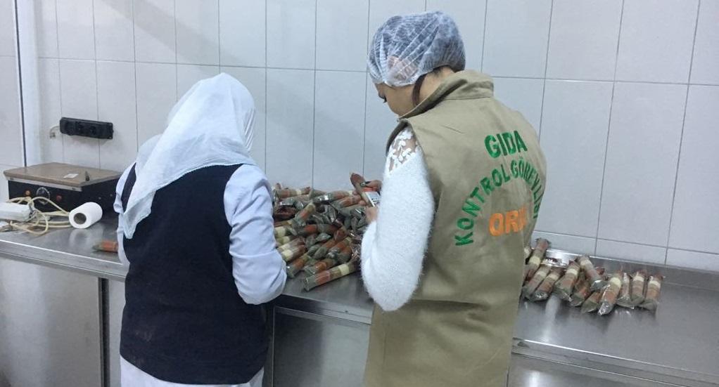 2018 Yılında 12.974 Gıda ve Yem İşletmesi Denetimi Yapıldı
