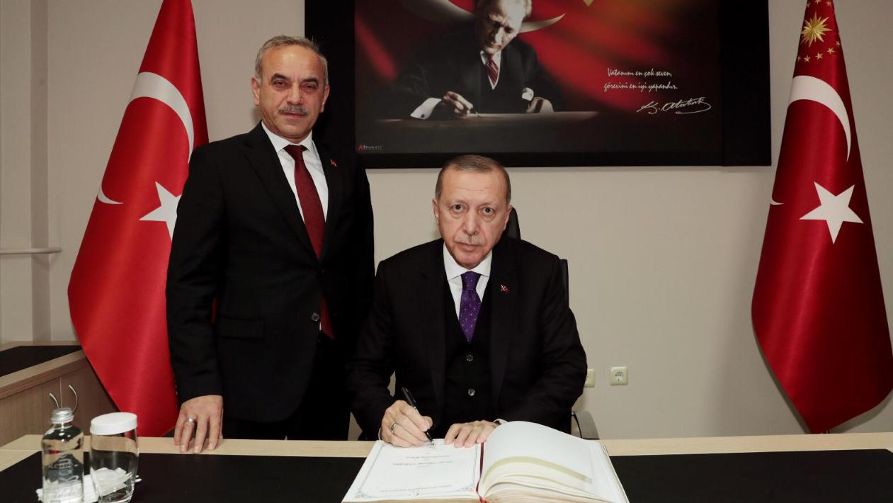 """""""31 MART'TA ORDU İLE TEKRAR TARİH YAZACAĞIZ"""""""