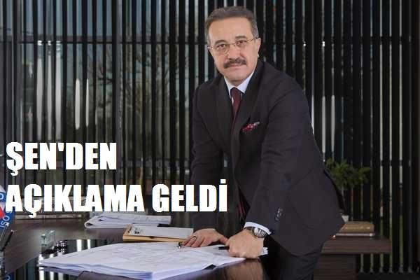 ŞEN'DEN SON DAKİKA AÇIKLAMASI