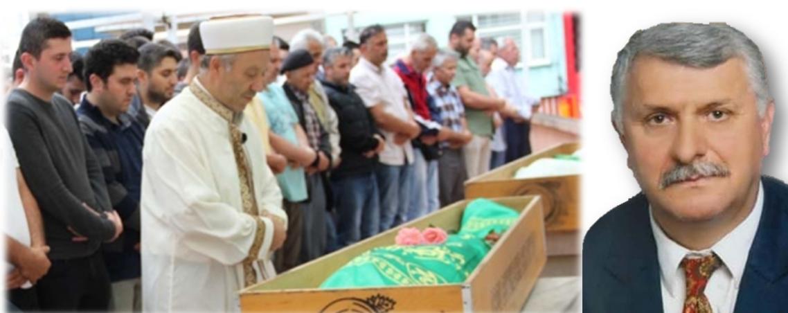 Özel Harekatçı İsmail Türk Ebediyete Uğurlandı