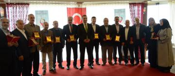 Ünye'de Camiler ve Din Görevlileri Haftası Kutlandı