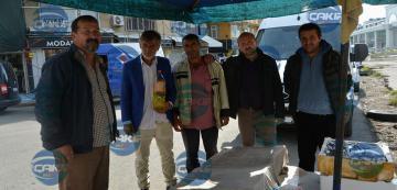 Ünyeli Seyyar Satıcılar Başkan Güler'den Destek Bekliyor