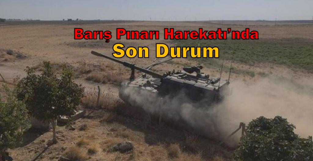 Barış Pınarı Harekatı'nda Öldürülen PKK/YPG'li Terörist Sayısı Açıklandı