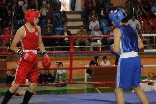 Akkuş'ta Boks Turnuvası Nefes Kesti