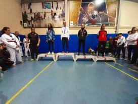 Cumhuriyet Kupası Taekwondo Şampiyonasında Ordu Fırtınası