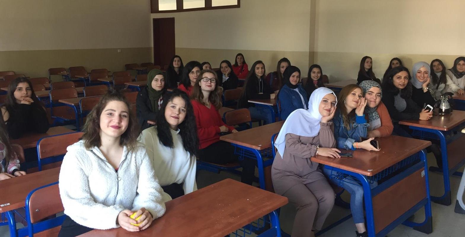 Arif Nihat Asya Öğrencileri Üniversite Tanıtım Günlerine Katıldılar
