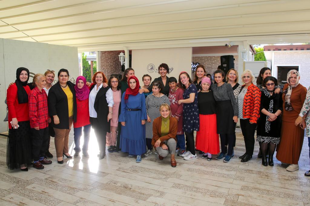 Bayan Yavuz, Engellilerin Etkinliğine Katıldı