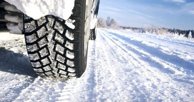 Kış Lastiği Uygulaması 1 Aralık'ta Başlıyor