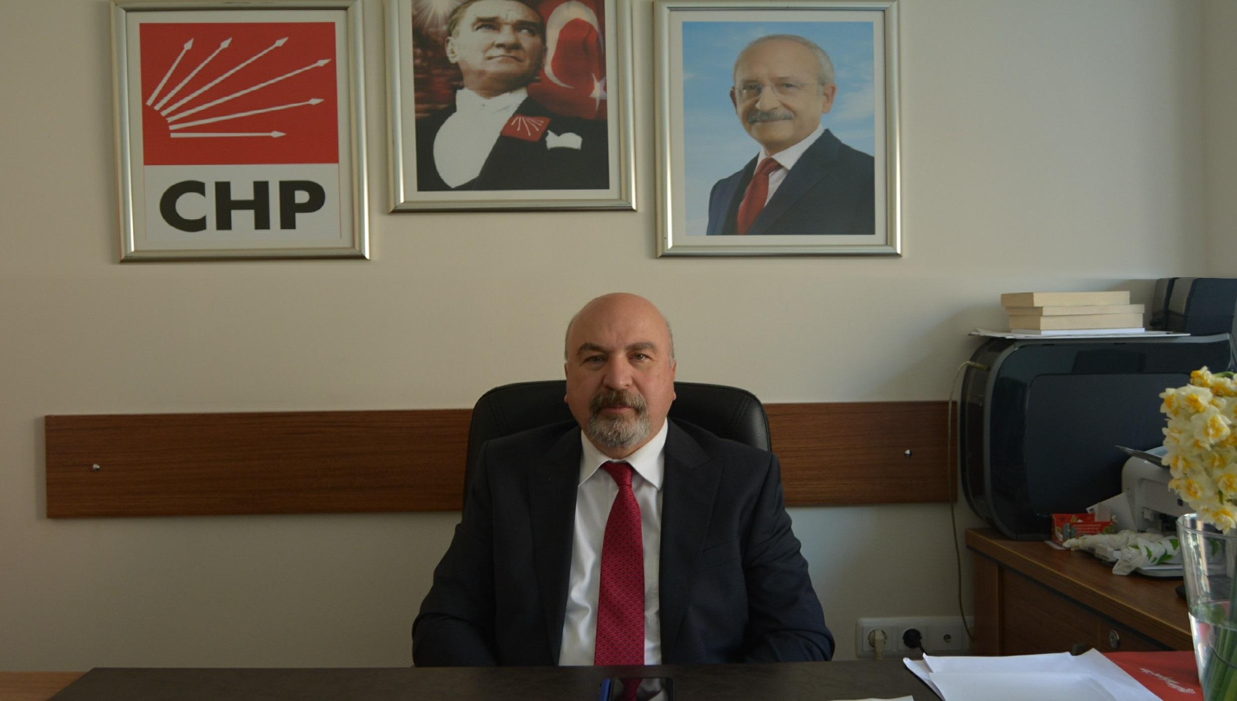 CHP Ünye'de Sandık Başına Geçti
