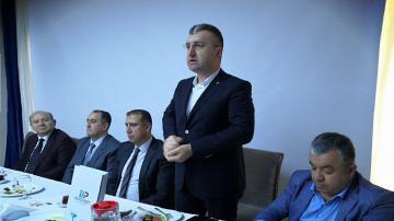 ÜTSO Başkanı İrfan Akar, ÜNYE PORT İle İlgili Değerlendirme Yaptı
