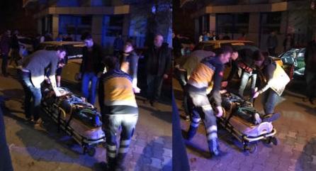 Ünye'deki Trafik Kazası Karakolda Bitti