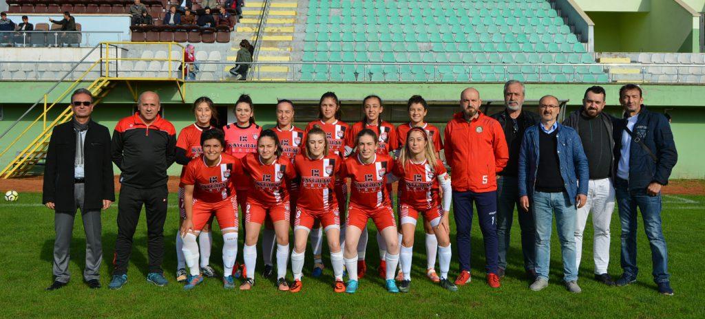 Ünye Gücü FK Son Hazırlık Maçını Tamamladı