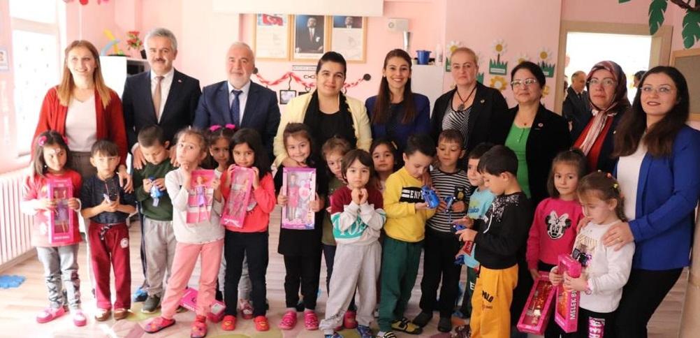 Bayan Yavuz, Gürgentepe İlçesinde Programlara Katıldı
