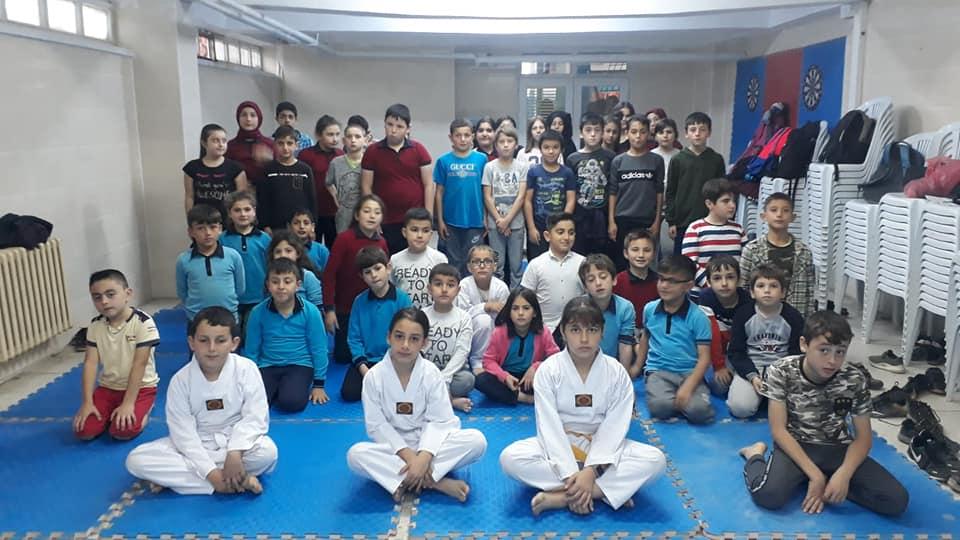 Reis Spor Kulübü'nün Çaybaşı Kursları Başladı