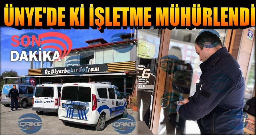 Öz Diyarbakır Sofrası Kapatıldı
