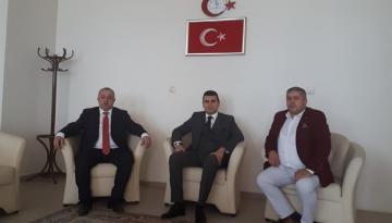 Ünye Cumhuriyet Başsavcısı Aladağ, İlçe Spor Müdürlüğünü Ziyaret Etti