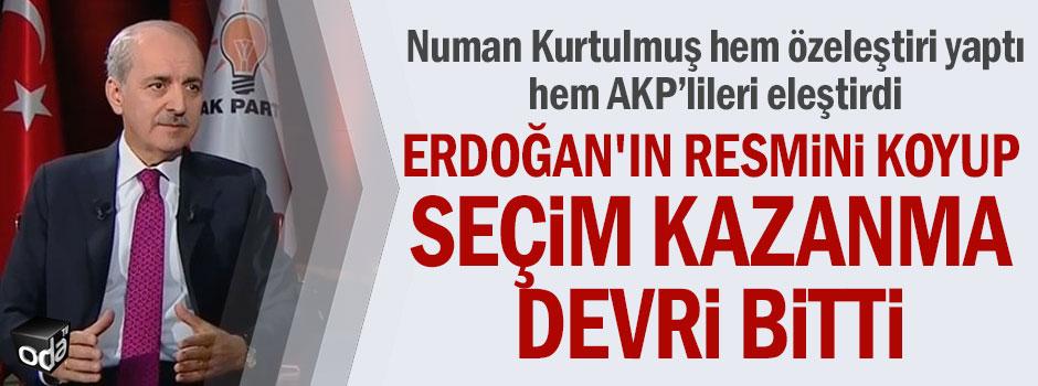 """AKP'li Kurtulmuş'tan partisine: """"Menfaat sağlamak için dolananlarla yürüyecek yolumuz yok"""""""