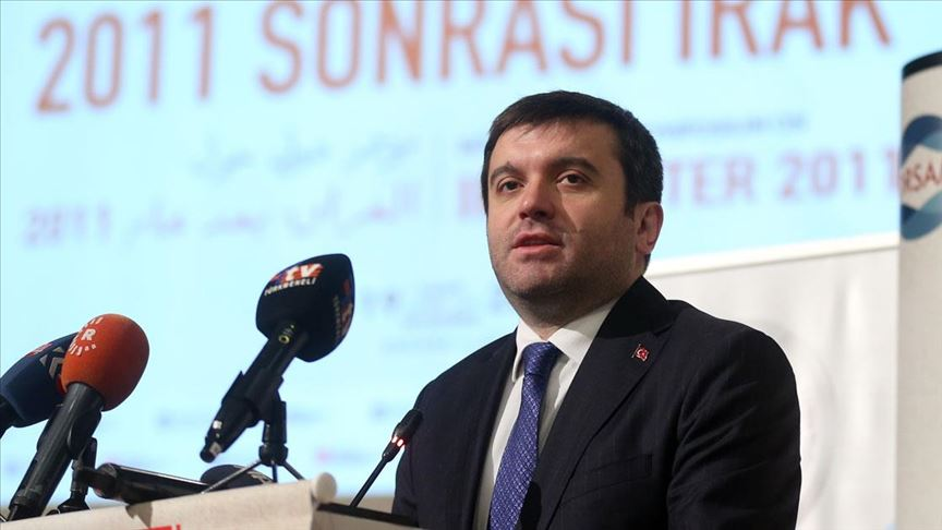 Dışişleri Bakan Yardımcısı Kıran: DEAŞ'la mücadele kararlılıkla devam edecek