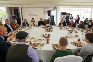 Vali Yavuz, SGK Personelleriyle Kahvaltı Programında Biraraya Geldi