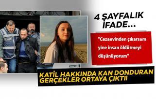 Ceren Özdemir'in Katilinin İfadesi Kan Dondurdu