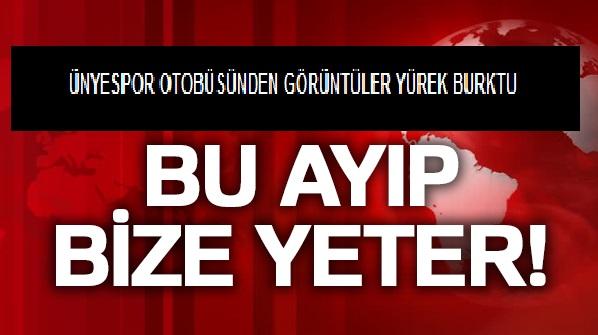 ÜNYE'YE YAKIŞMADI