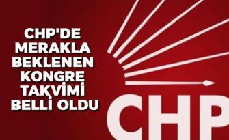 CHP'de Ordu Kongre Takvimi Belli Oldu
