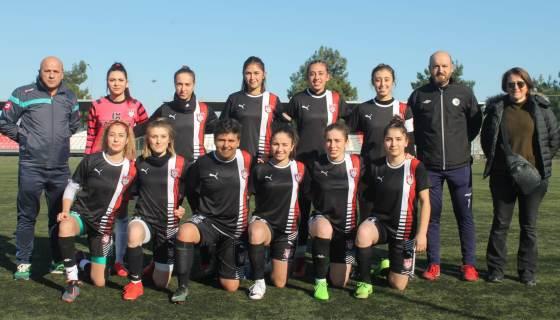 Kızlar Samsun'da Şov Yaptı! 0-5
