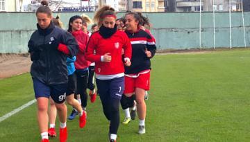 ÜNYE GÜCÜ FK İKİNCİ YARIYA HAZIRLANIYOR