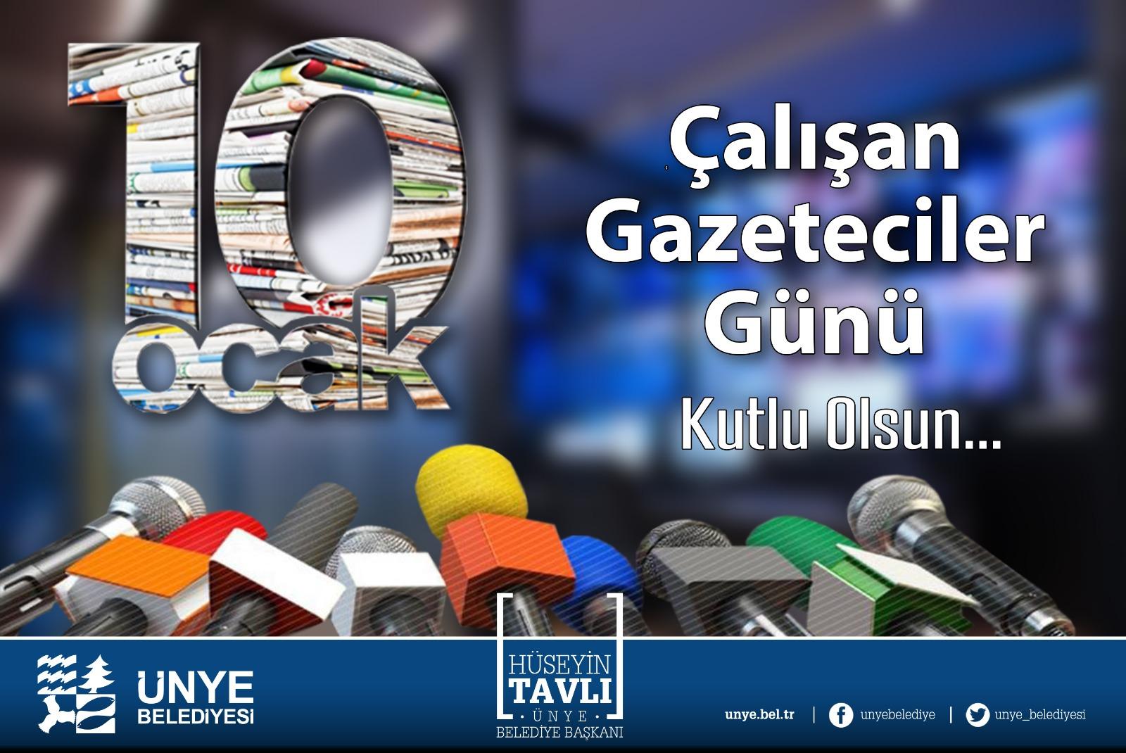 """""""BASIN HAYATİ ÖNEME SAHİPTİR"""""""