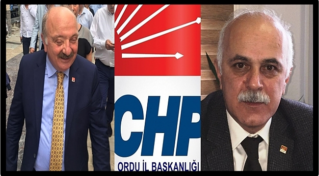 CHP'de Şahin ve Güngör aday