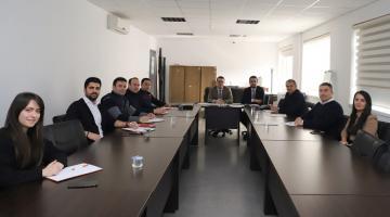 Ordu İli İlkyardım Ücret Tespit Komisyonu Toplantısı
