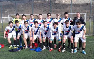 U19 LİGİ ÜNYE DERBİSİ ÜFK'NIN! 5-2