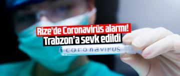 Karadeniz'de koronavirüs alarmı