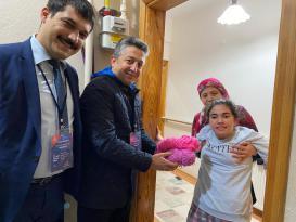 VEFA SOSYAL DESTEK GRUPLARI, 6.054 VATANDAŞA HİZMETTE BULUNDU