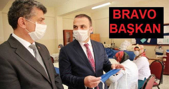 Fatsa'da Belediyesi halka ücretsiz maske dağıtılacak